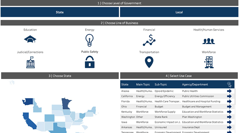 State and Local Government Analytics