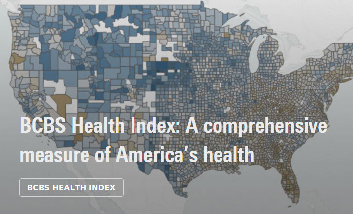 Blue Cross Blue Shield Health Index