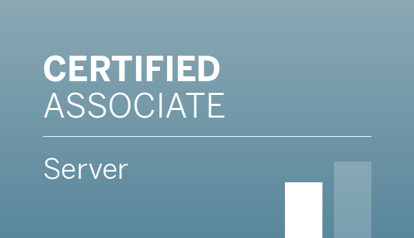 Tableau Server Certified Associate