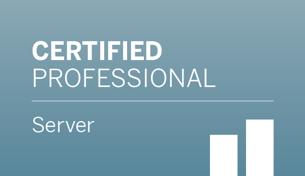 Server Certified Professional