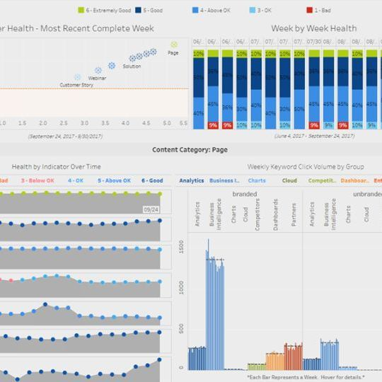 Custom web analytics dashboard? Here's our resource guide
