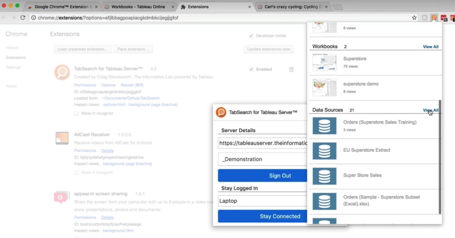 Top mashups & extensions from #DataDev hackathon | Tableau Software