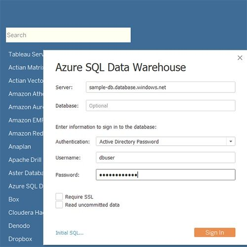 Centrally manage access with our upgraded Microsoft Azure SQL Data