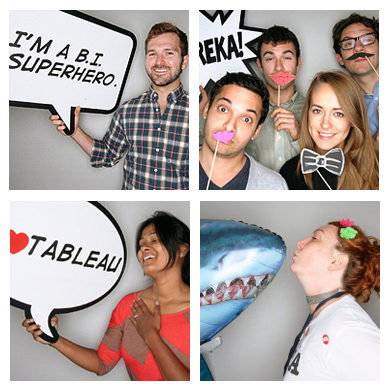Community Alley at the 2013 Tableau Customer Conference | Tableau Software