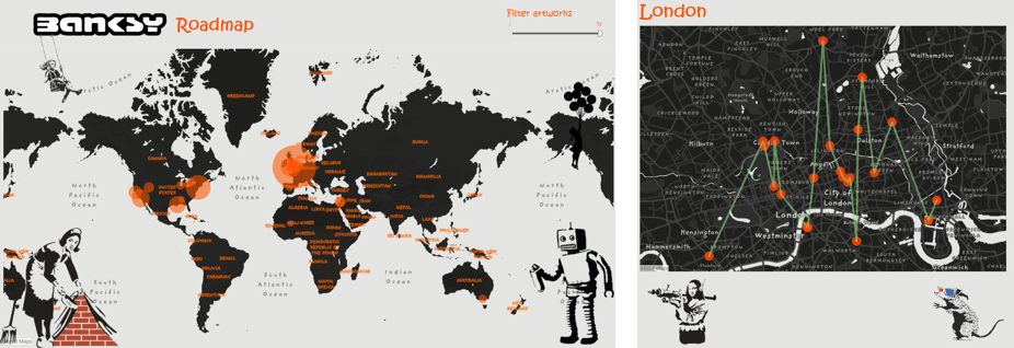 10 ways to add value to your dashboards with maps | Tableau