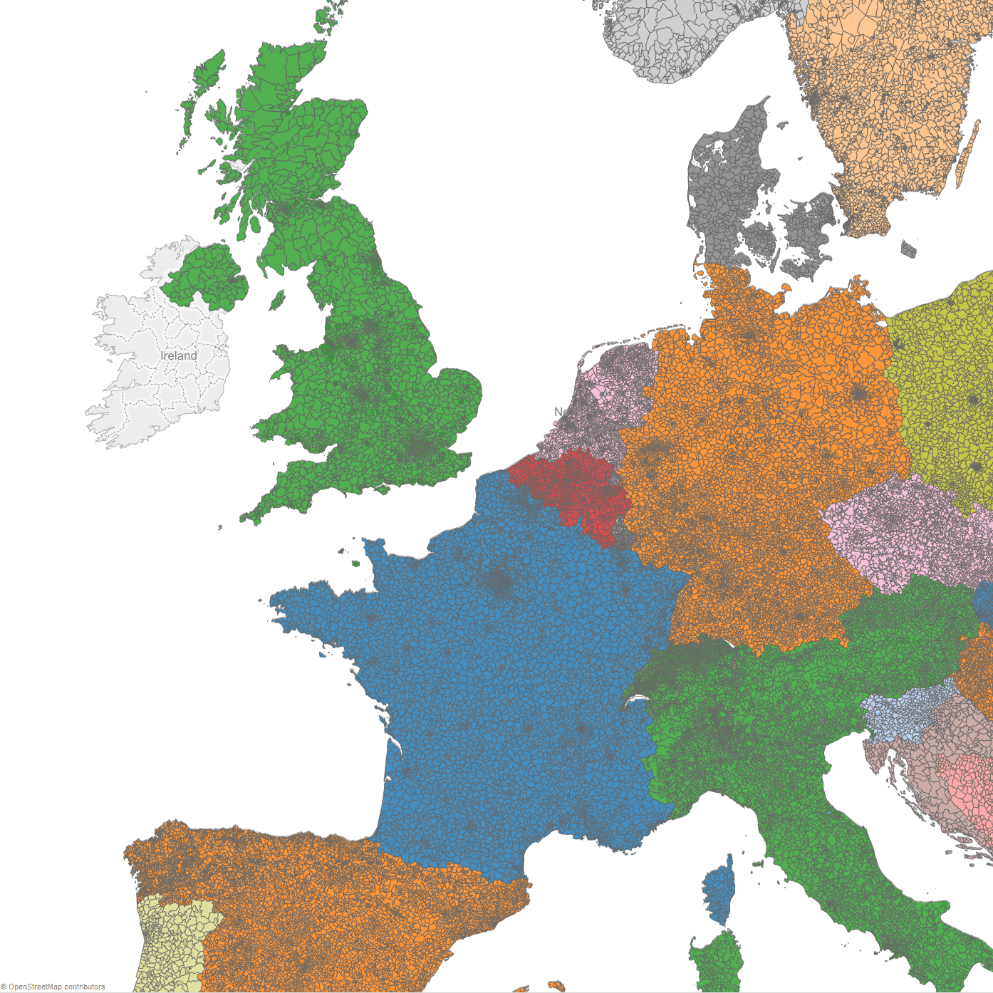 Maps in Tableau 9.3: More data, easier interaction, and a few ... Zoomable Map Of France on interactive map of france, downloadable map of france, searchable map of france, zoomed out map of france,