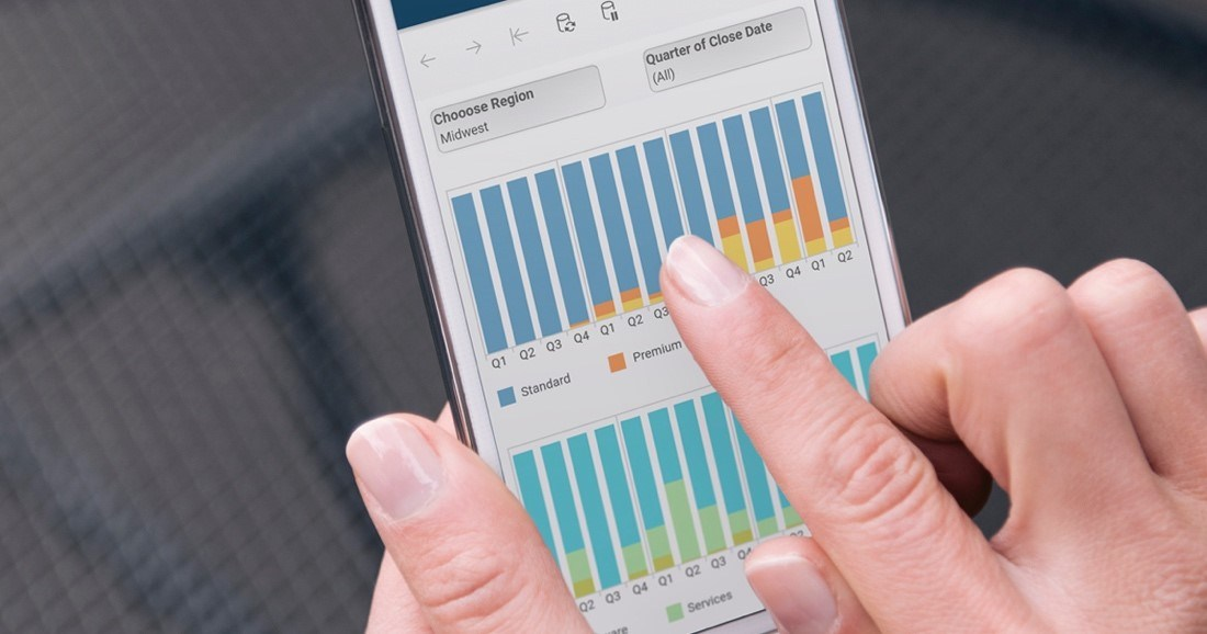 Introducing Tableau Mobile for the VMware Workspace ONE