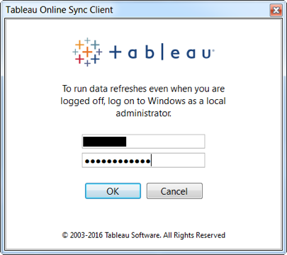 Tableau Online tips: How to sync on-premises data in Tableau Online