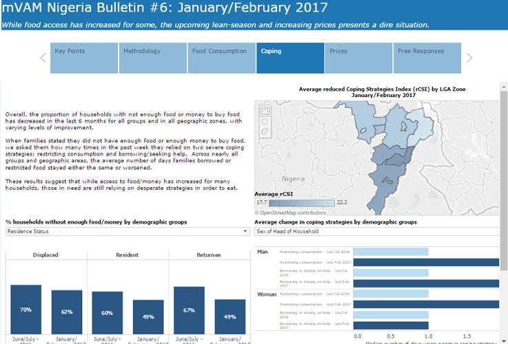 WFP Nigeria report
