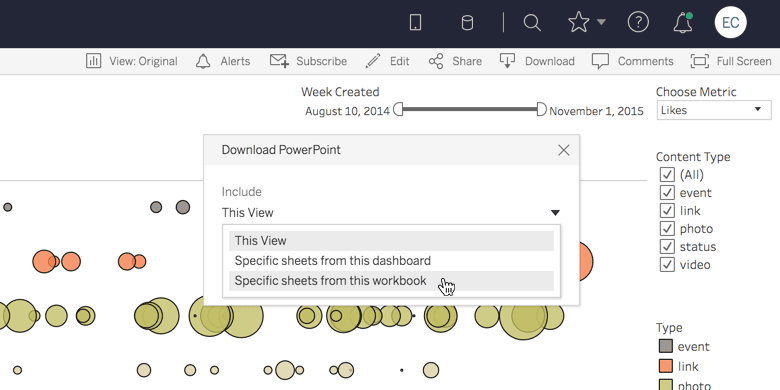 Coming Soon: New features in Tableau