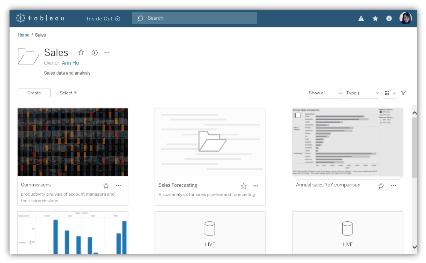 Tableau Server | Path