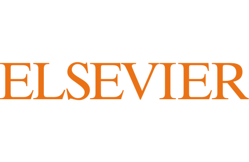 Elsevier 社のロゴ