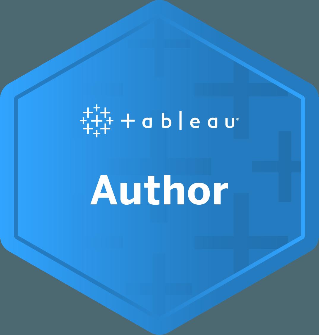 Author badge