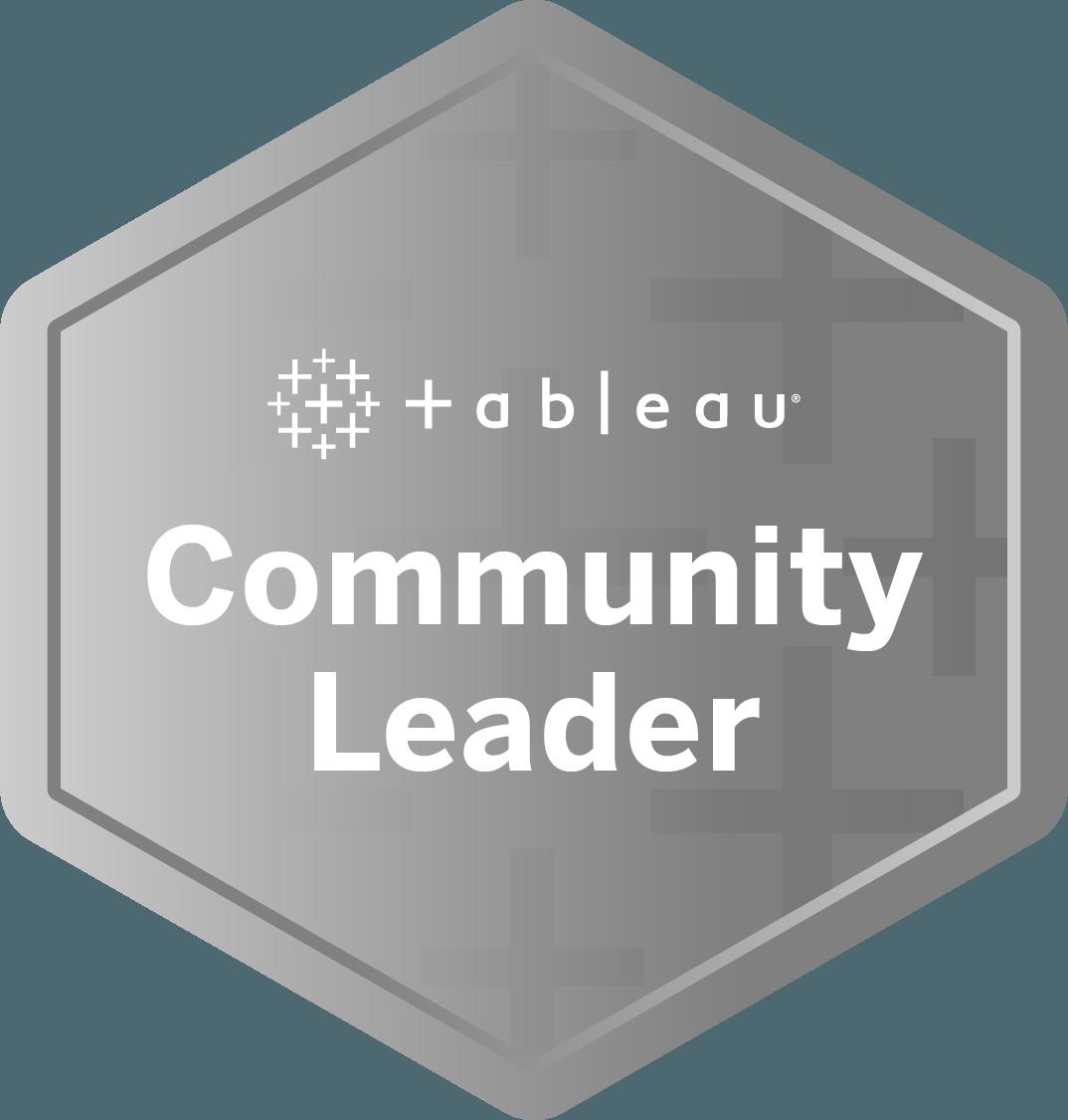 Community Leader badge