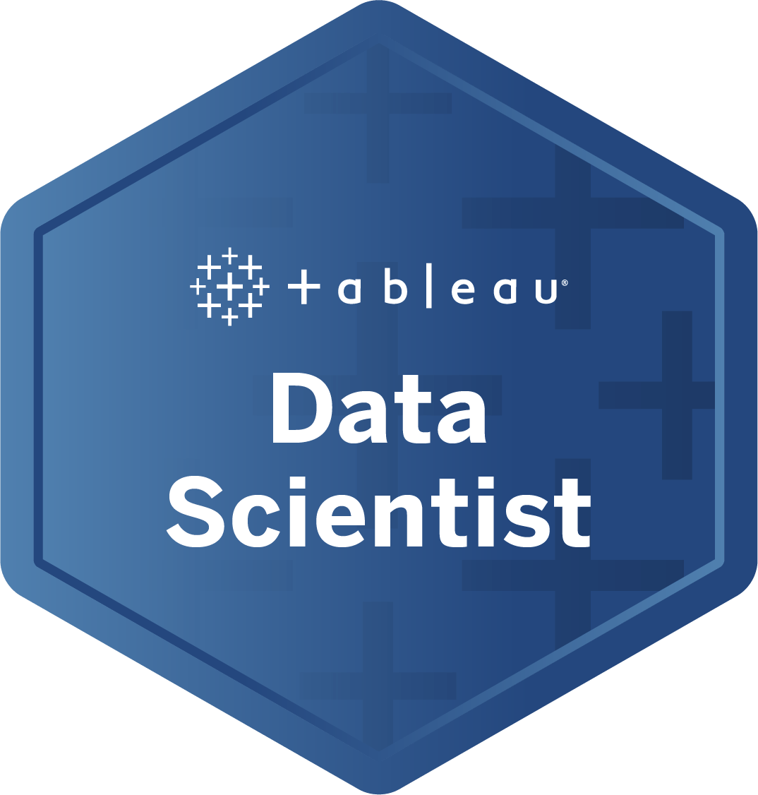 Data Scientist badge