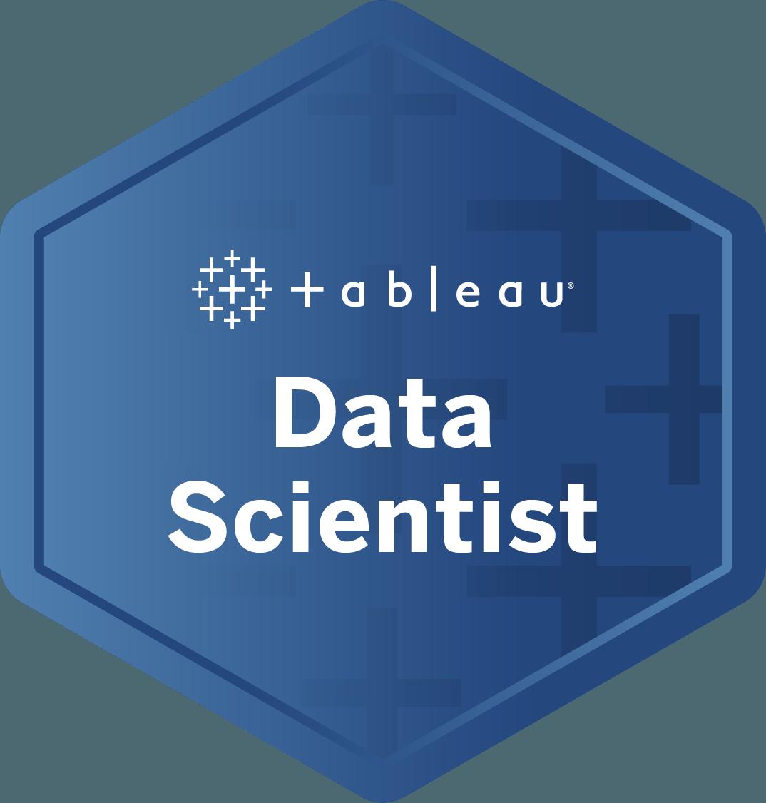 Data Scientist badge