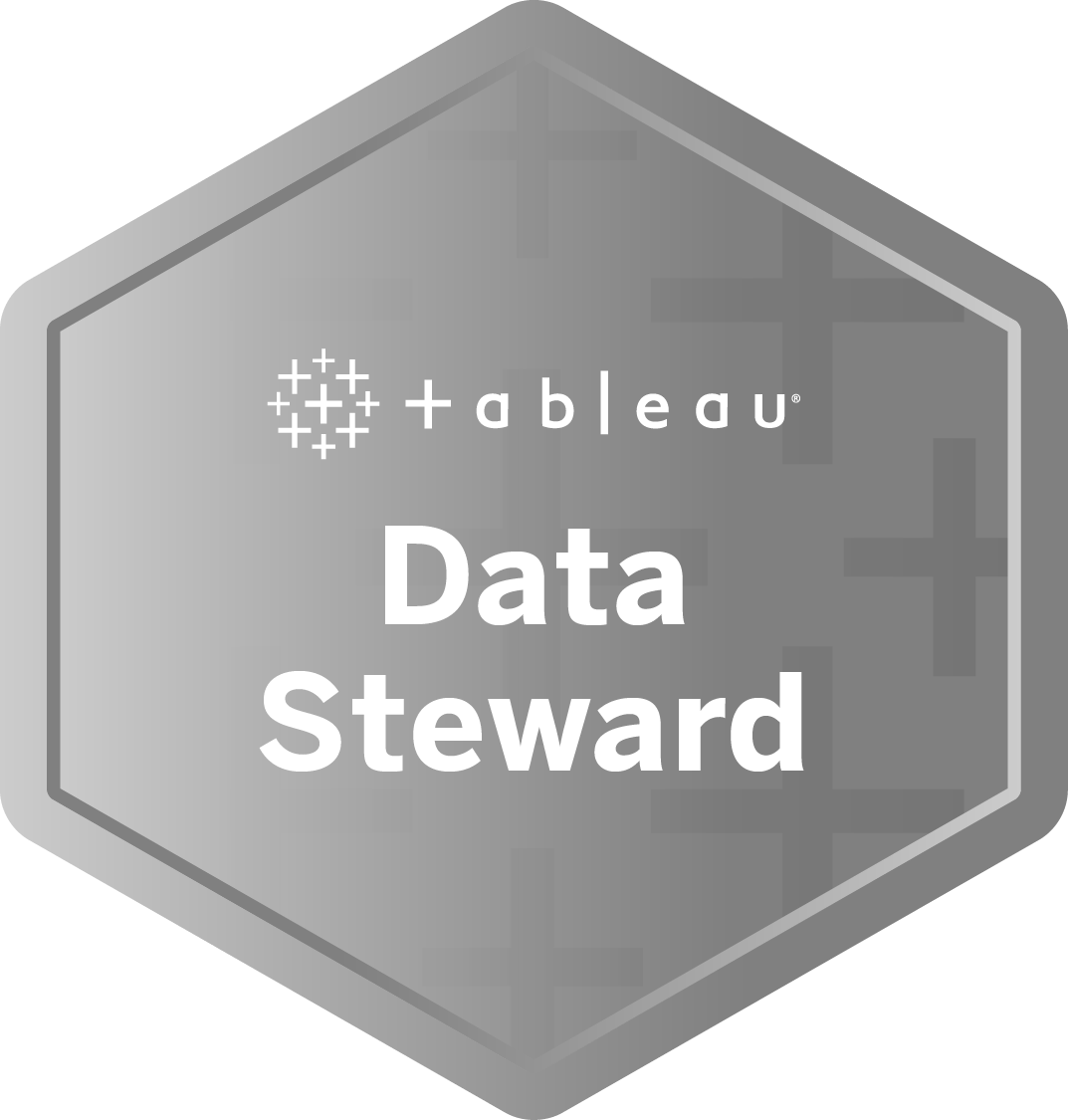 Data Steward badge