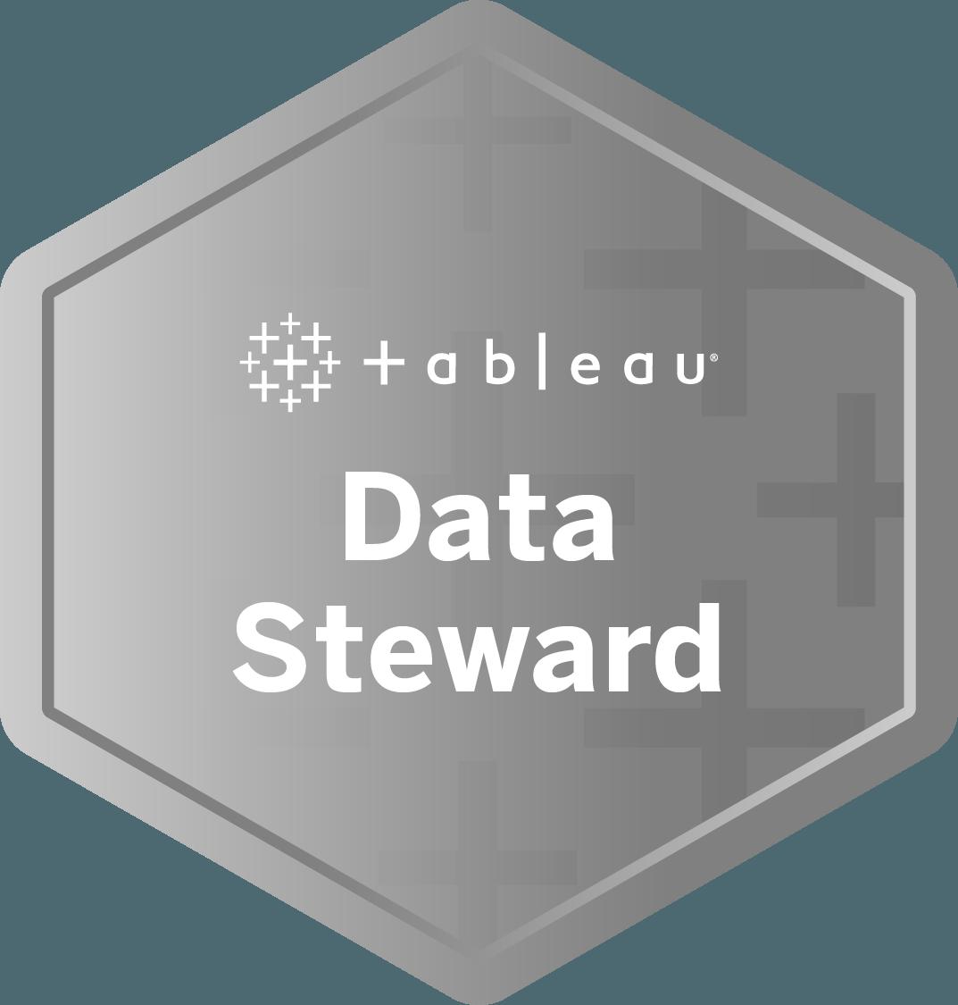Data Steward badge