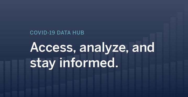 COVID-19 データハブ
