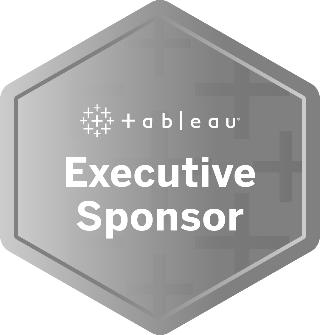 Executive Sponsor badge