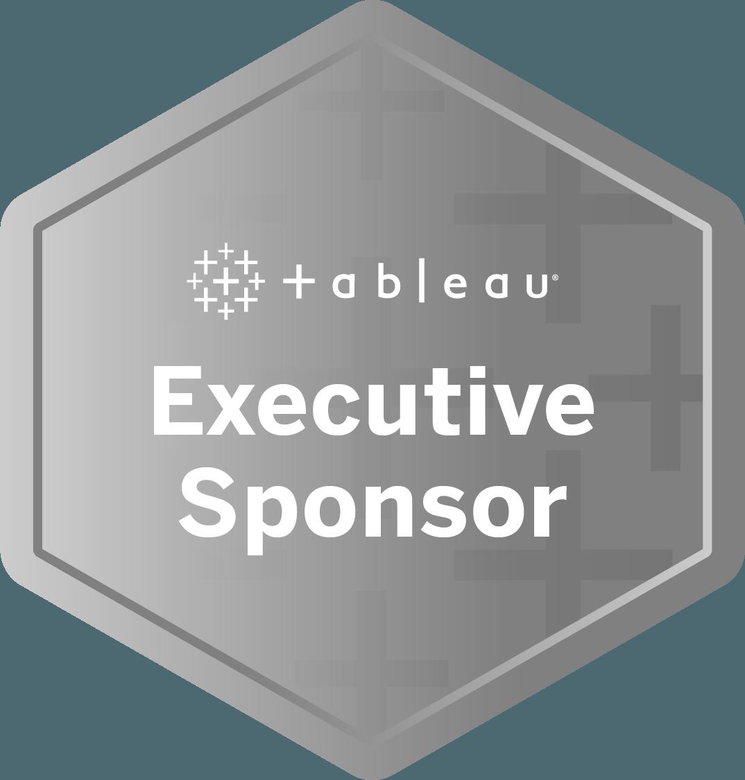 Executive Sponsor badge