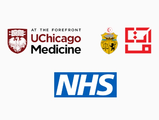Symbole für Anbieter im Gesundheitswesen