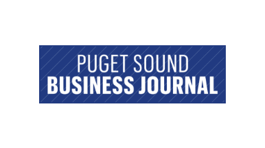 Logo de Puget Sound Business Journal