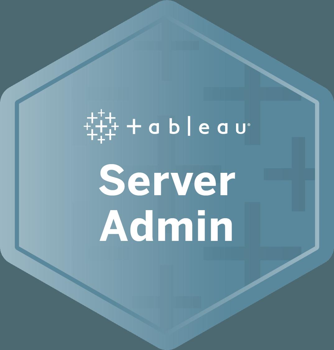 Server Admin badge