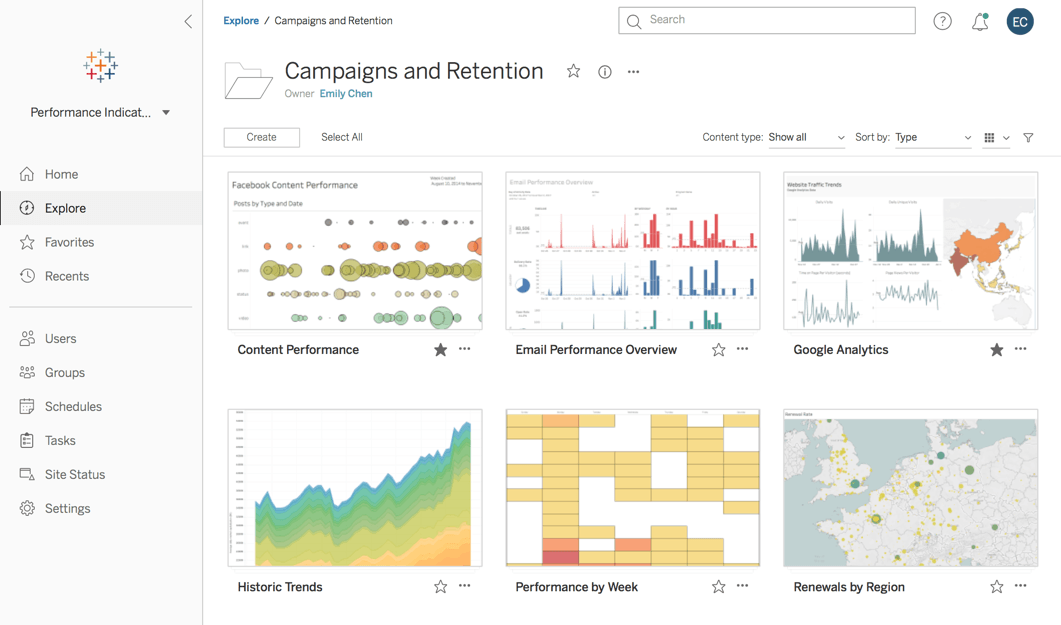 Tableau Server | Access Insight Anywhere