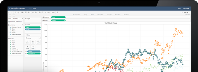 Try Tableau Free