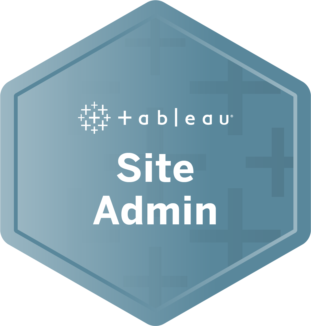 Site Admin badge