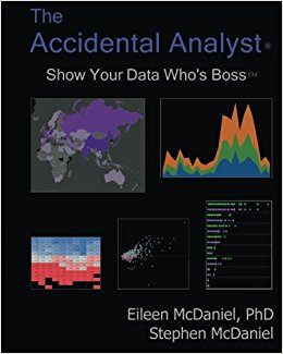 The Accidental Analyst Show Your Data Who's Boss by Eileen and Stephen McDaniel
