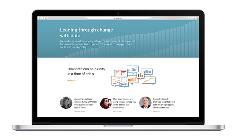 Leading Through Change Link