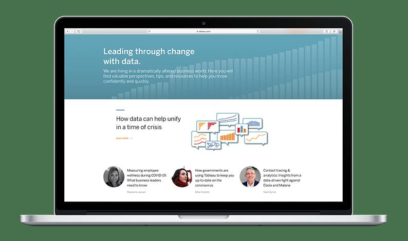 Leading Through Change Link