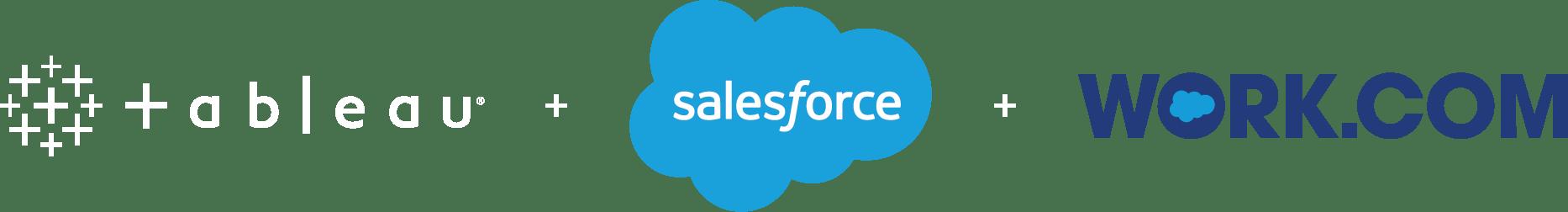logos tableau salesforce