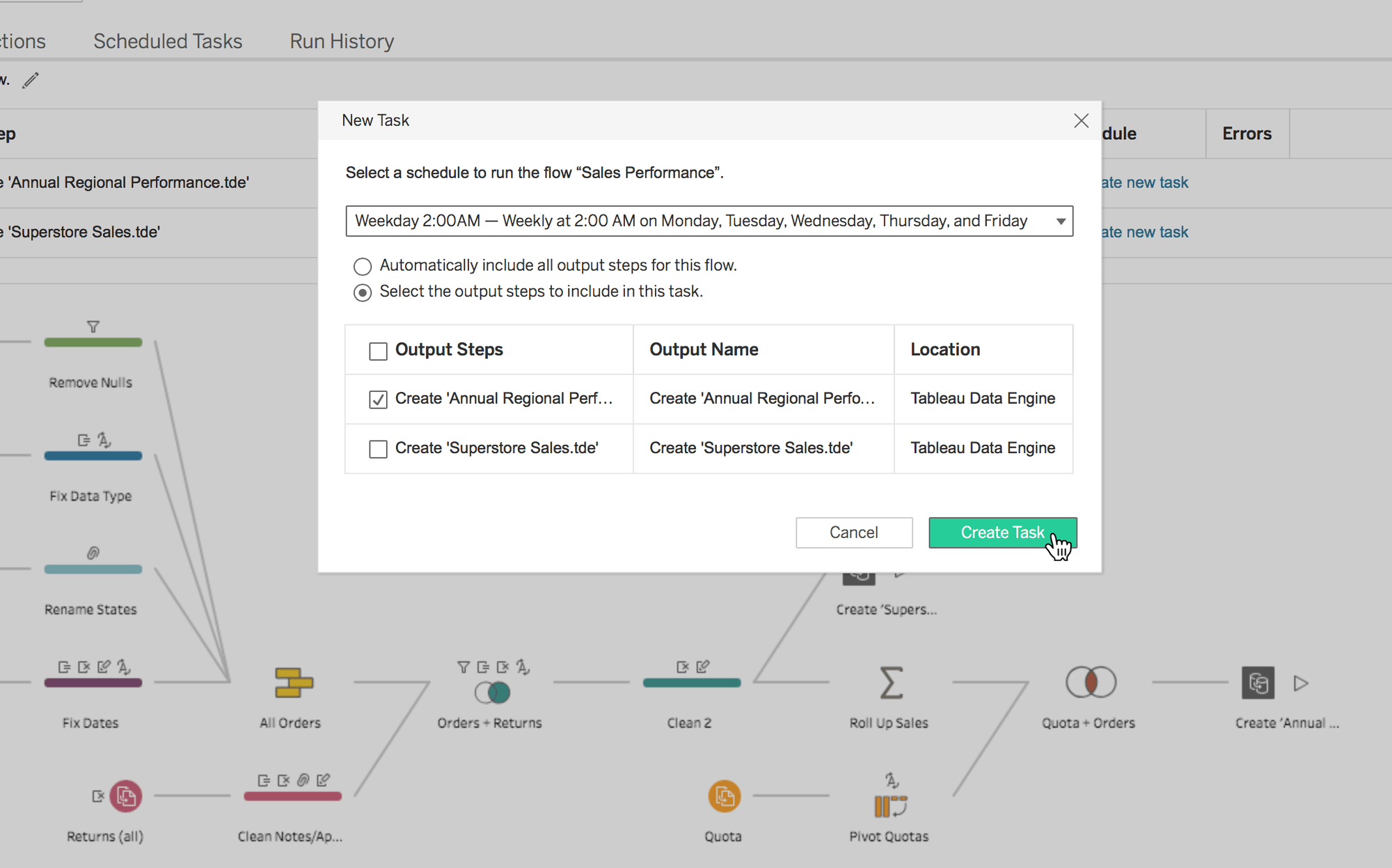 Tableau Prep Builder & Prep Conductor: A self-service data