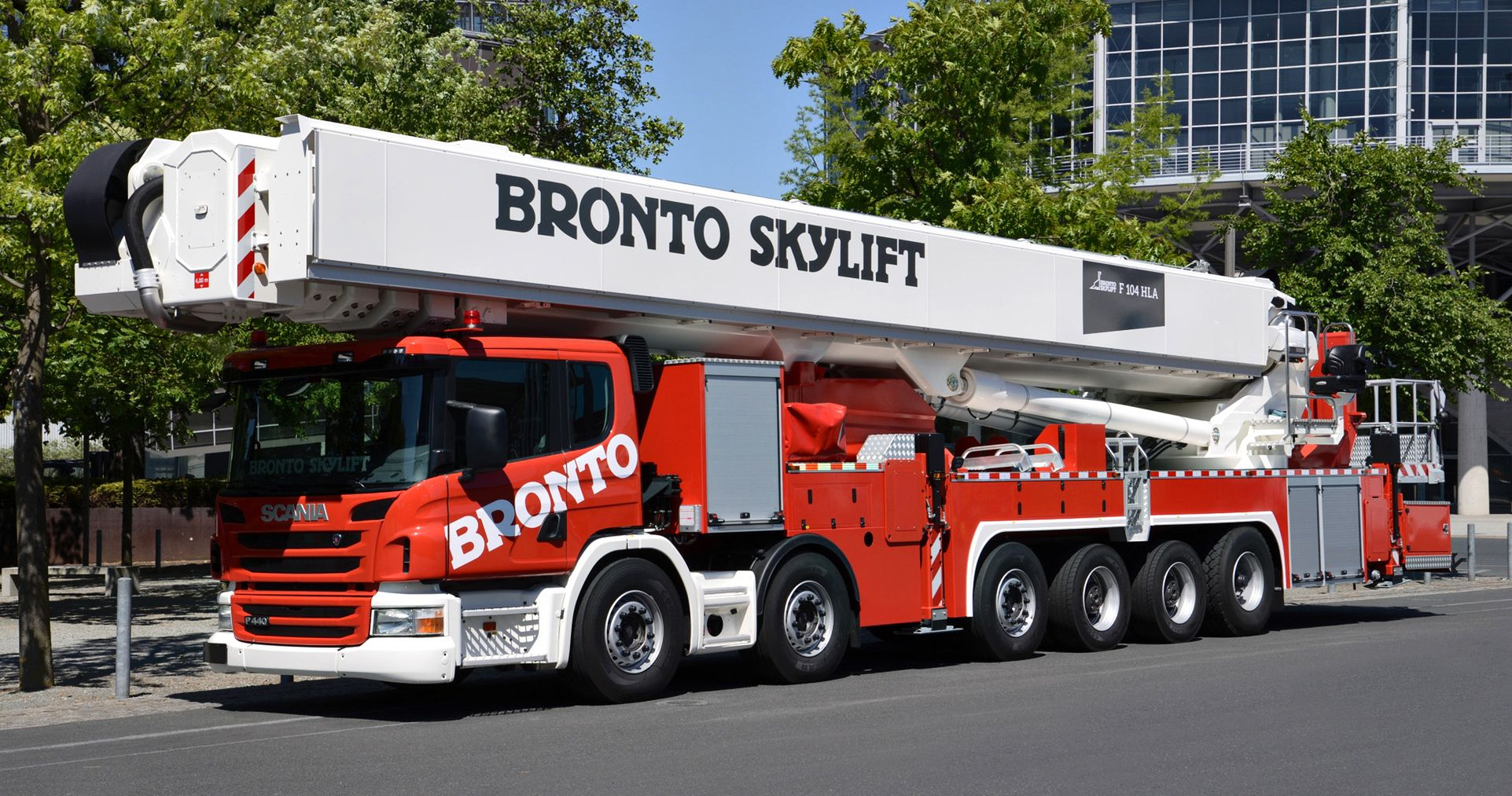 Bronto Skylift Enjoys 20 More Accurate Forecasts Hours