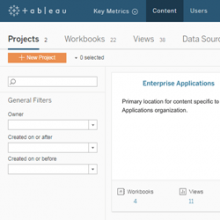 10 0 Features | Tableau Software