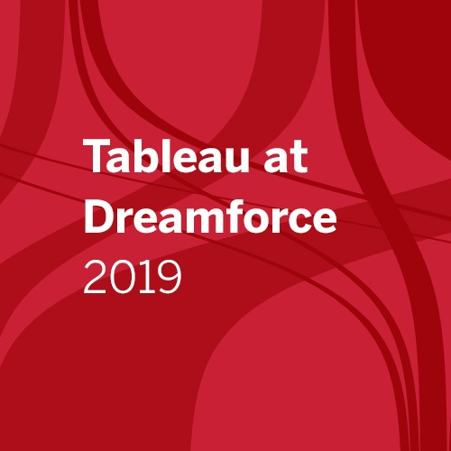 Tableau at Dreamforce 2019